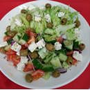 Greek Salad Special